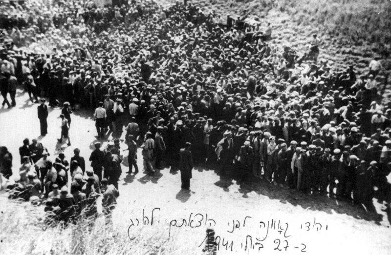 Los países bálticos fueron escenario principal del holocausto. Lituania fue un país refugio para los judíos desde su expulsión de Inglaterra, Francia y España