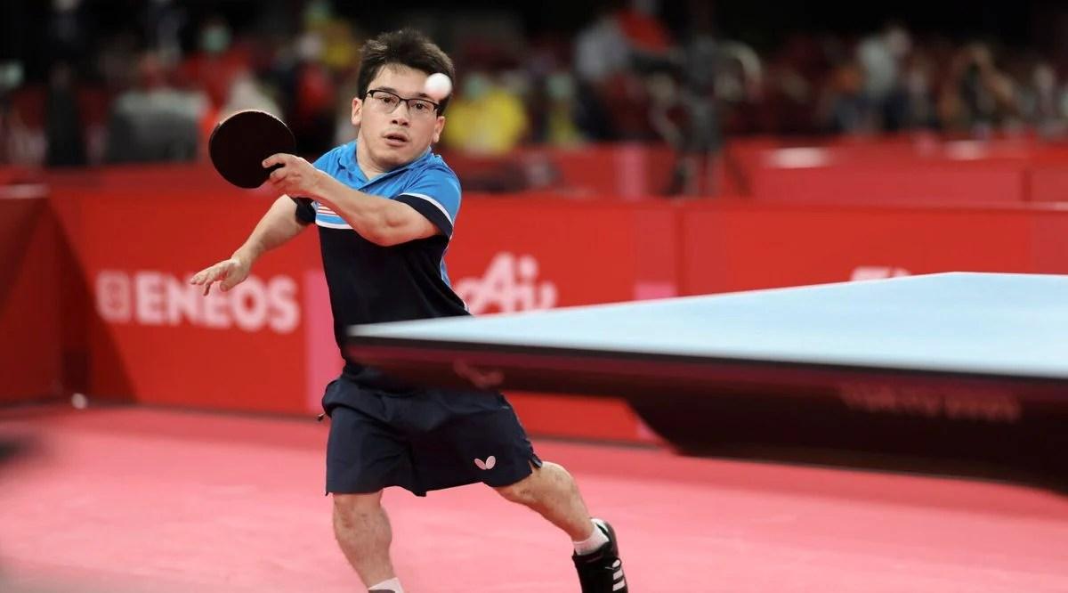 El judío estadounidense Ian Seidenfeld sorprendió al No. 1 del mundo al ganar el oro en tenis de mesa en los Juegos Paralímpicos de Tokio