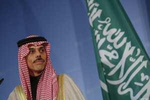 El canciller de Arabia Saudita, príncipe Faisal bin Farhan Al Saud habló sobre los Acuerdos Abraham