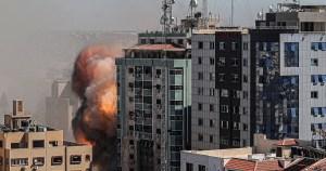 Ataque de Israel en Gaza