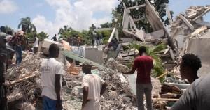 Haiti tras terremoto de 2021