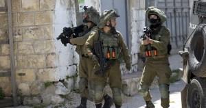 Tropas israelíes