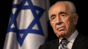 En conmemoración del 98 aniversario de su nacimiento, presentamos la última carta escrita por Shimon Peres, expresidente de Israel y premio nobel de la Paz