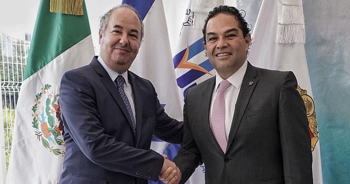 Enrique Vargas del Villar y Zvi Tal