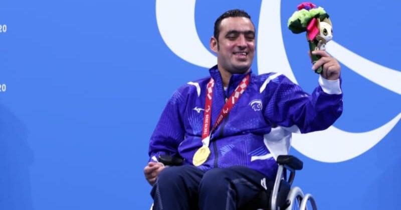 Iyad Shalabi y Mark Malyar ganan medallas de oro en natación
