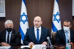 Primer ministro de Israel, Naftali Bennett-muerte de soldado israelí