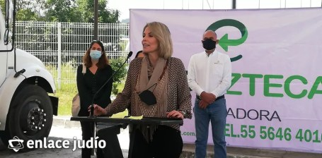 28-09-2021-RECOLECCION DE RESIDUOS ELECTRONICOS EN HUIXQUILUCAN KKL MEXICO 2
