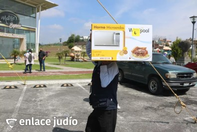 28-09-2021-RECOLECCION DE RESIDUOS ELECTRONICOS EN HUIXQUILUCAN KKL MEXICO 47