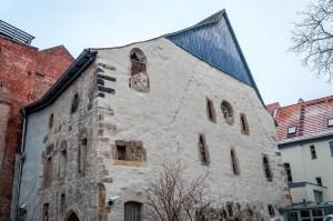 Ochenta y tres años después de que fuera destruida por los nazis, se ha reconstruido una sinagoga alemana en forma digital