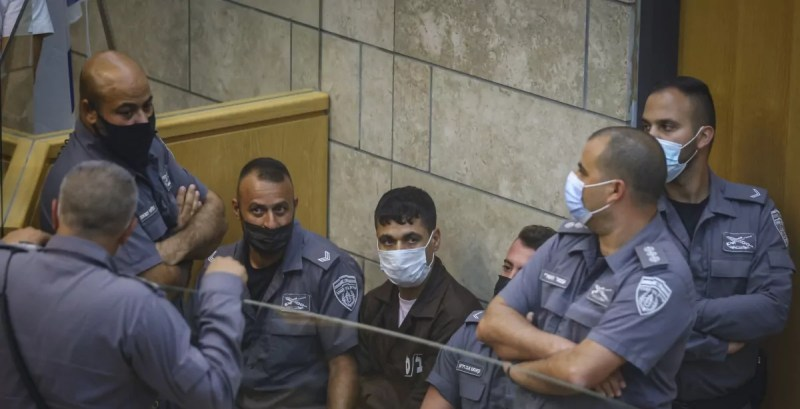 Sospechosos de ayudar a terroristas en fuga de prisión de Gilboa