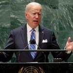 Joe Biden en la ONU