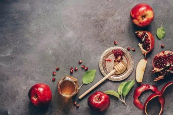 Rosh Hashaná. Manzana y miel
