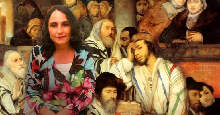 Yom Kipur, un texto de Tere Attie y un cuadro de Maurycy Gottlieb