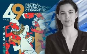 Dida Pelled representará a Israel en el Festival Internacional Cervantino
