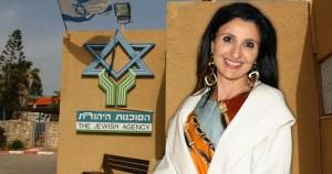 Fleur Hassan-Nahoum quiere dirigir la Agencia Judía