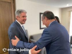 05-10-2021-RABINOS VISITAN LA EMBAJADA DE MARRUECOS PARA ANUNCIAR LA CREACIÓN DE NER HAMAARAVI 6