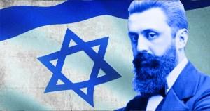 Teodoro Herzl, el padre de sionismo político