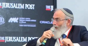 Rabino David Stav-coexistencia