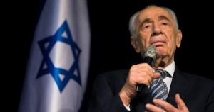 Shimón Peres