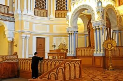 Sinagoga Coral San Petersburgo
