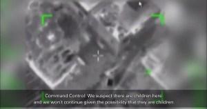Ataque israelí desde una aeronave