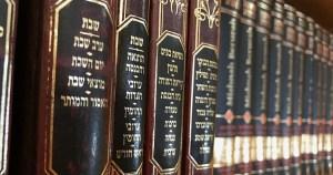 libros de religión judía