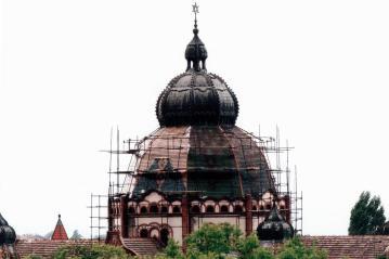 cúpula de la sinagoga