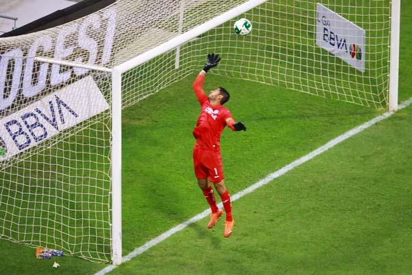 A pesar del gol, los Tigres de la UANL se quedan en los cuartos de final