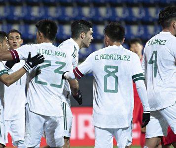México se enfrentará a Costa Rica en marzo