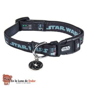 Collar FanPets de Darth Vader Star Wars para perros y gatos frikis