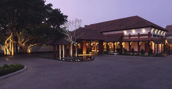 lighting magazine enlightenment reports on Alila-Diwa Goa resort
