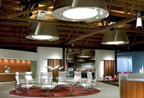 LEED Platinum Project Herman Miller Los Angles Showroom