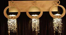 enlightenment lighting reports on Lighting Trends in 2012 From The Dallas Market