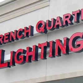 French Quarter Lighting: New Orleans Style Deep in Housten, TX
