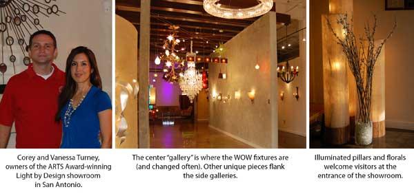 Retail Spotlight: Light By Design In San Antonio