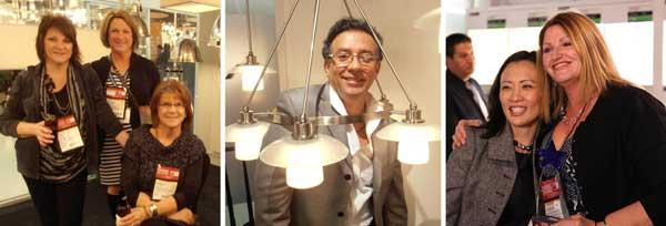 2012 Dallas Market Center featuring One Source Lighting, Sergio Orozco, Bulbrite