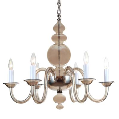 HIgh Point Lighting Preview Featuring Crystorama Harper Chandelier 9846-CH-CG