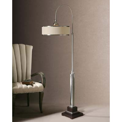 High Point Market Lighting Preview Featuring Uttermost Amerigo Floor Lamp