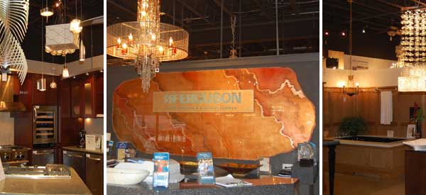 enlightenment Residential Lighting Magazine:  Ferguson Showroom
