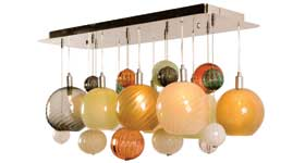 New Home Lighting Products for July 2012