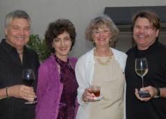 John Clements, Lynn Brandon, Candy Jacobson, & Thompson Lange