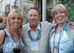 Jannetta Litzman, Rick McCormick and Katherine Snedeker