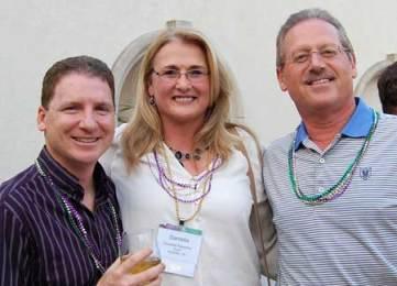 Eric Lebersfeld, and Daniella & Jack Fleischer