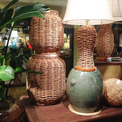 Emissary Home and Garden Table Lamps