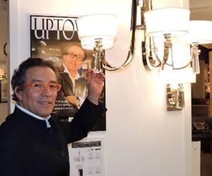 Sergio Orozco for Quoizel