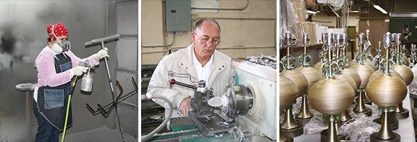 Van Teal Lighting Factory