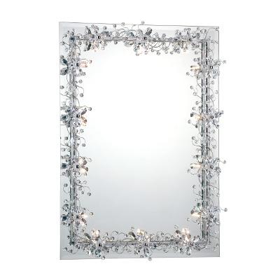 Eurofase: Relic mirror in a Chrome finish