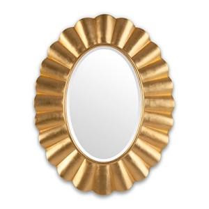 Las Vegas Market 2014 -Christopher Guy Hand Carved Wooden Mirror