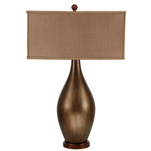 "Las Vegas Market 2014 - Kinder Harris Classic 30""- High Table Lamp"