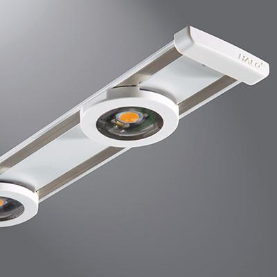 Beau ... Halo Lighting   Low Profile LED Lamp